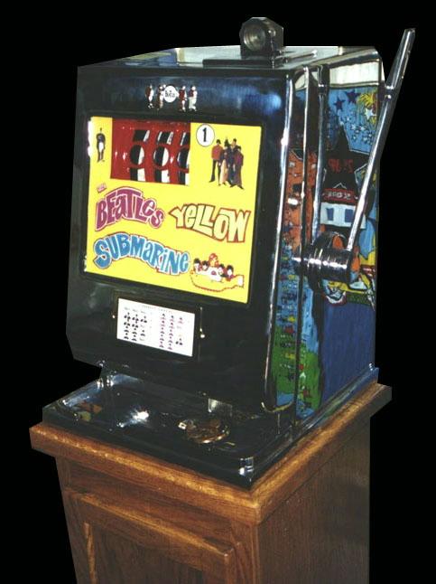 custom slot machines